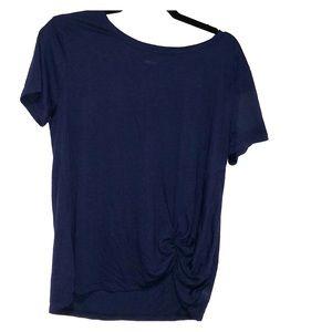 Old Navy dark Blue shirt